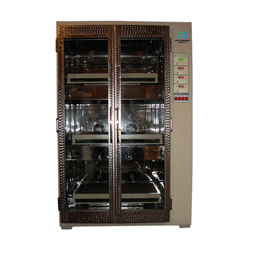 HZ-2010KD同温三速摇瓶柜