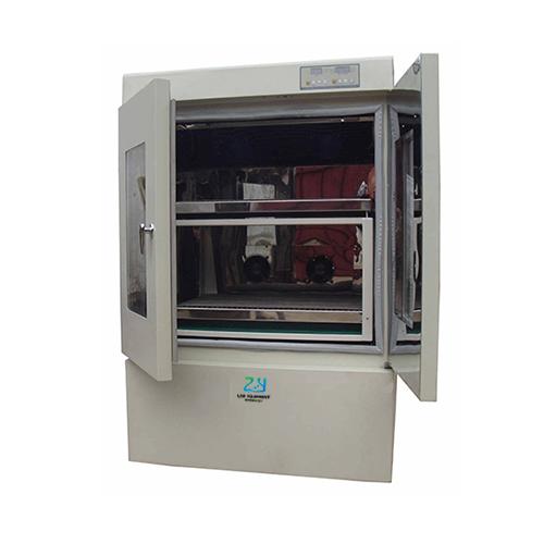 HZ-2810KA立式冷冻恒温摇瓶柜