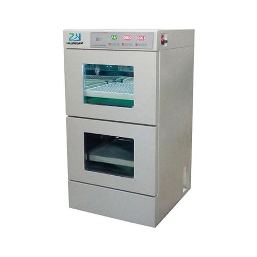 HZ-9610KC 立式双层双速冷冻摇床